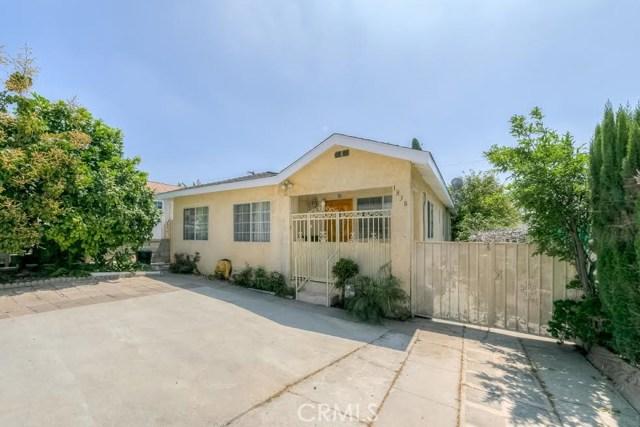 1838 Marney Avenue, El Sereno, CA 90032