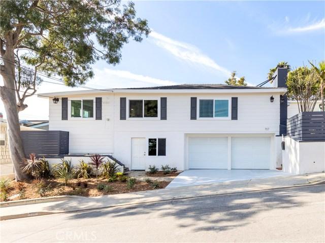 707 Redondo Ave- Manhattan Beach- California 90266, 4 Bedrooms Bedrooms, ,2 BathroomsBathrooms,For Sale,Redondo Ave,SB20032666