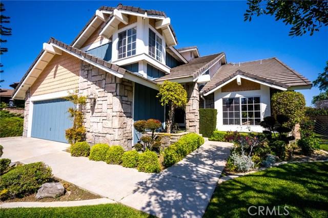 822  San Nicholas Drive, Walnut, California
