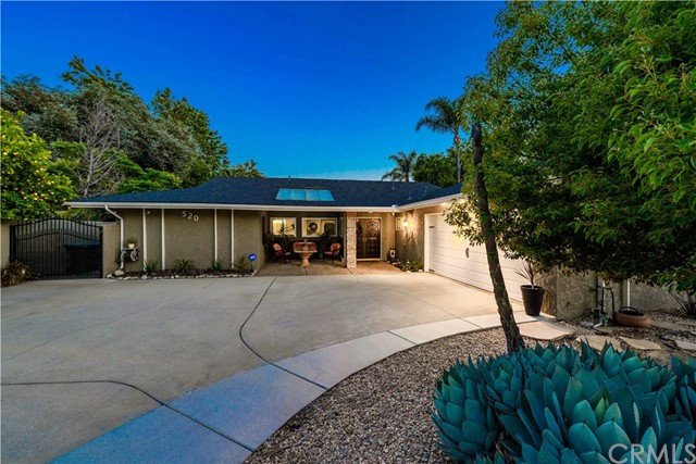 520 Bowling Green Drive, Claremont, CA 91711