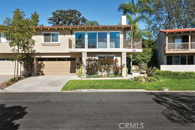 409 Vista Grande, Newport Beach, CA 92660