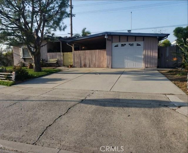645 W Maplewood Avenue, Fullerton, CA 92832