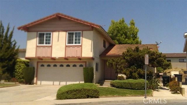724 Topacio Drive, Monterey Park, CA 91754