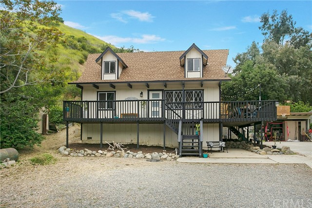28521 Pleasant Avenue, Silverado Canyon, CA 92676