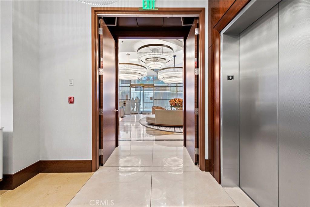 Lobby Views with 24/7 Concierge