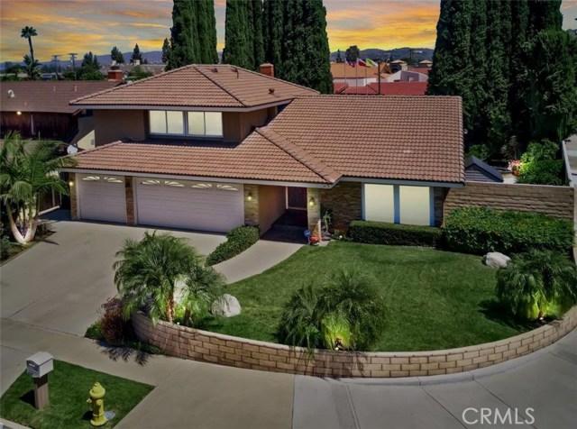 16731  Landmark Avenue, Yorba Linda, California