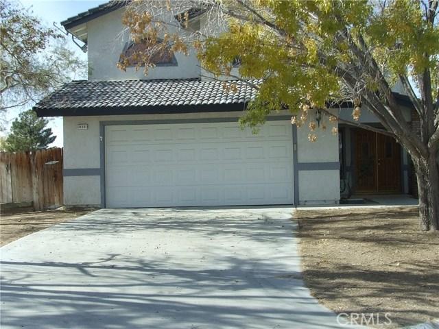 21101 Windsong Street, California City, CA 93505