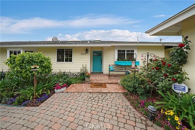 1113 Encanada Drive, La Habra Heights, CA 90631