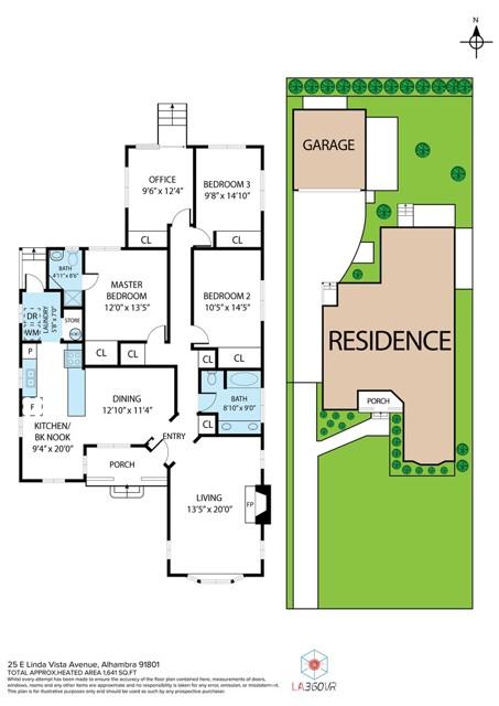 28. 25 E Linda Vista Avenue Alhambra, CA 91801