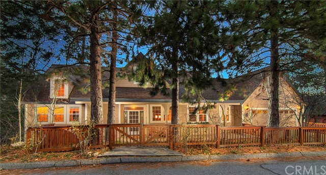 1254 Calgary Drive, Lake Arrowhead, CA 92352
