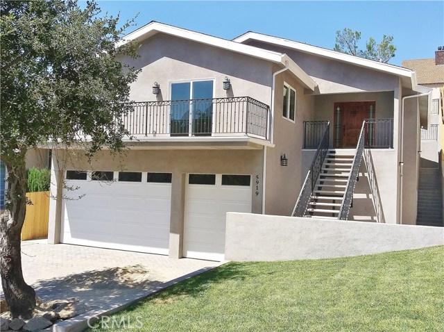 5919 Canyonside Road, La Crescenta, CA 91214