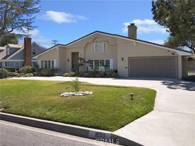 1050 Panorama Drive, Arcadia, CA 91007