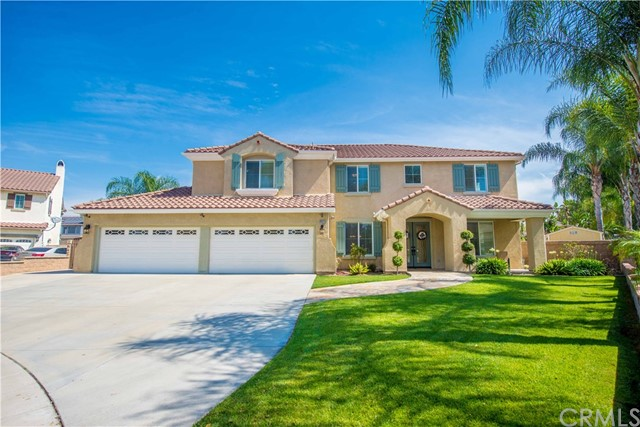 14317 Whitebark Court, Chino, CA 91710