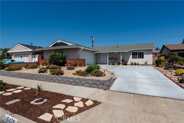 6421 Rosemary Drive, Cypress, CA 90630