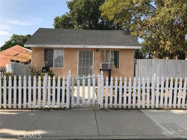 261 Newman Street, Pomona, CA 91768