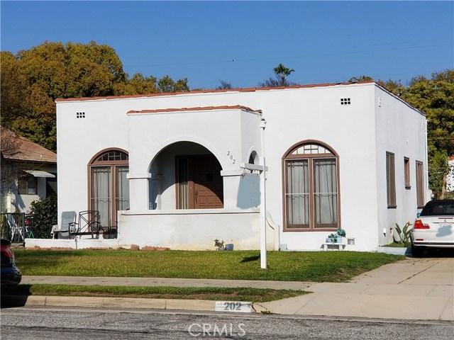 202 Segovia Avenue, San Gabriel, CA 91775