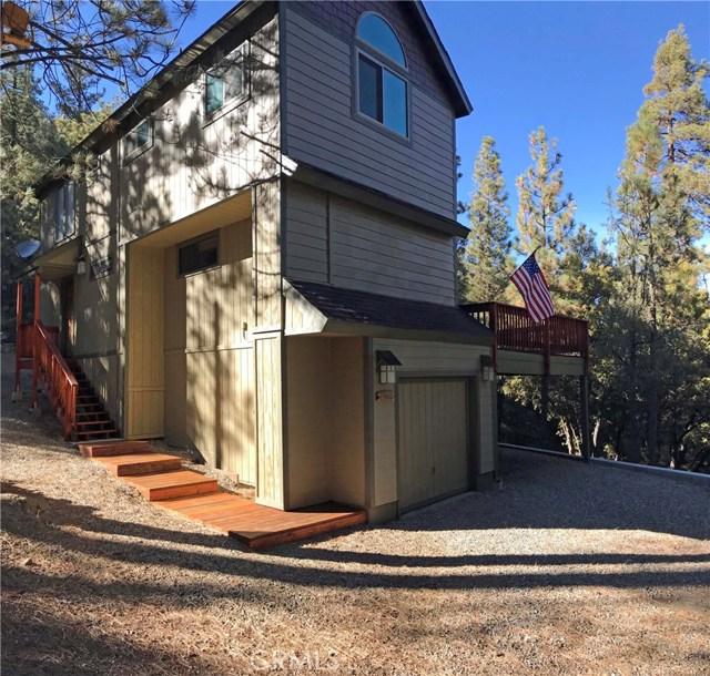 1408 Zermatt Drive, Pine Mtn Club, CA 93222