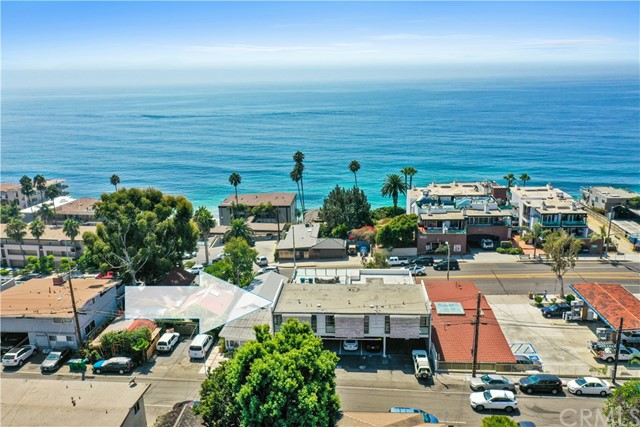 "This is a trophy property walking distance to the beach and downtown ""The Village"" in Laguna Beach.  Excellent unit mix of (3) 1+1s, (1) 2+2, and a commercial unit.  The Two bedroom Unit & Commercial Unit have an Amazing Ocean View.  There is tremendous upside potential by increasing the residential rents on the 1+1s.  And when leases turn, have the tenants pay their own electric bill.  The building is separately metered, however the Owner did not take advantage of this and is paying for everyone's electricity.  REQUEST OFFERING MEMORANDUM FROM BROKER."