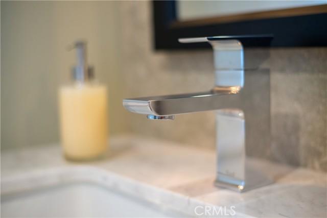 Detail of Master ensuite faucet