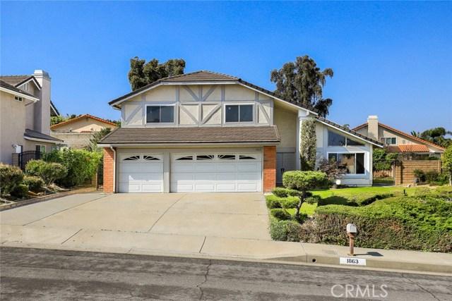 1863 Via Entrada, Rowland Heights, CA 91748