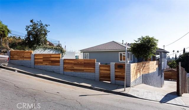 3818 Floral Drive, Los Angeles, CA 90063