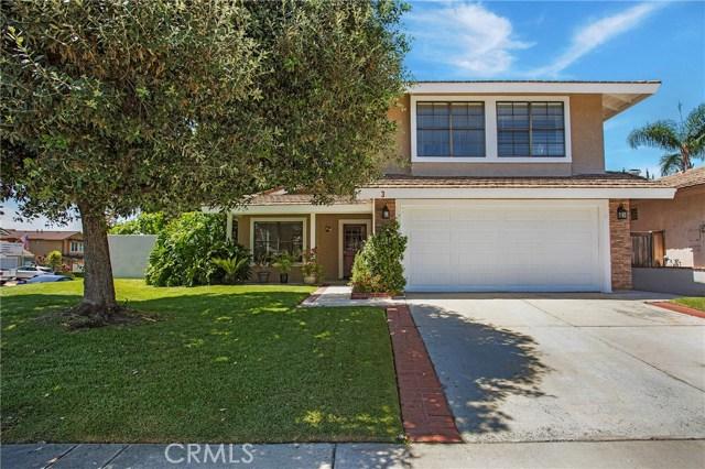 3 Calle Vaqueta, Rancho Santa Margarita, CA 92688