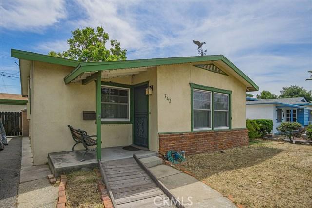 742 N Bradish Avenue, San Dimas, CA 91773