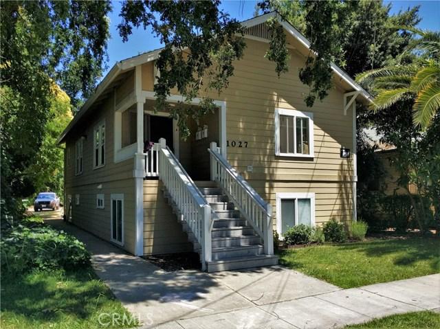 1027 Normal Avenue, Chico, CA 95928