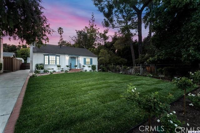 1137 Linda Vista Av, Pasadena, CA 91103 Photo