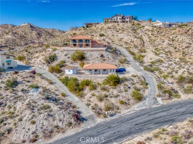 57374 Buena Suerte Road, Yucca Valley, CA 92284
