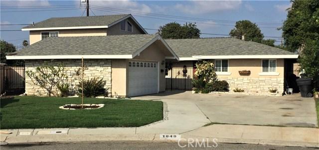 1040 N Wanda Drive, Anaheim, CA 92805