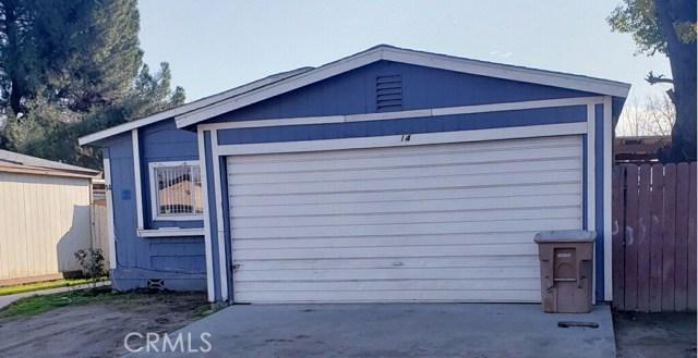601 Pacheco Road 14, Bakersfield, CA 93307