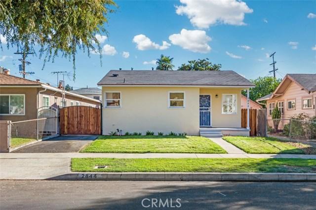 2844 Hollister Avenue, Los Angeles, CA 90032