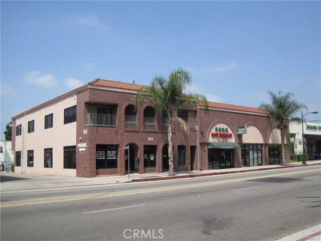 103 N Garfield Avenue, Alhambra, CA 91801