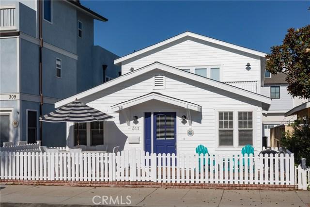 311 Lindo Avenue | Balboa Peninsula (Residential) (BALP) | Newport Beach CA