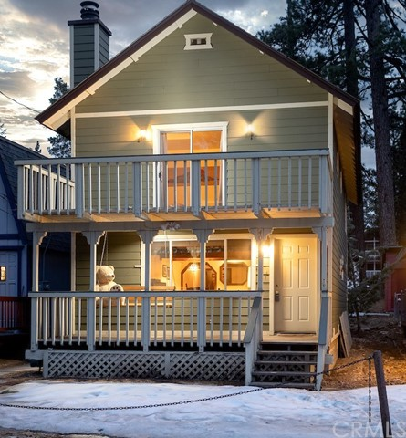 40135 Dream Street, Big Bear, CA 92315
