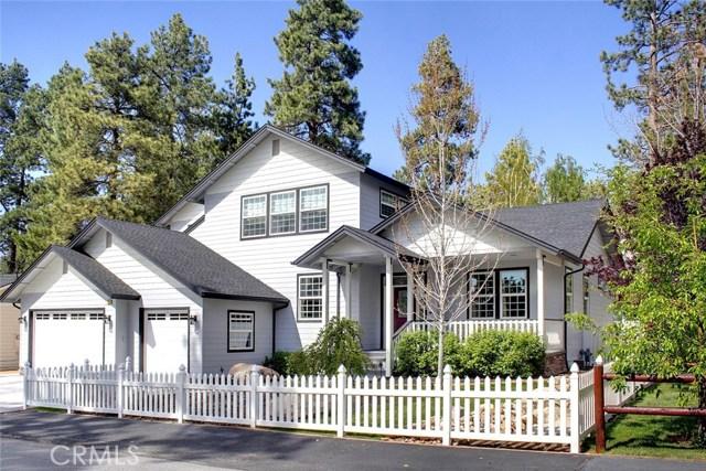 123 S Finch Road, Big Bear, CA 92315