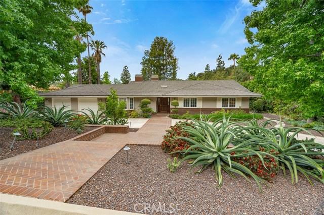 2140 Canyon Road, Arcadia, CA 91006
