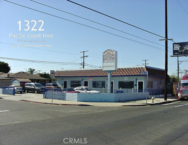 1322 E Pacific Coast, Wilmington, CA 90744