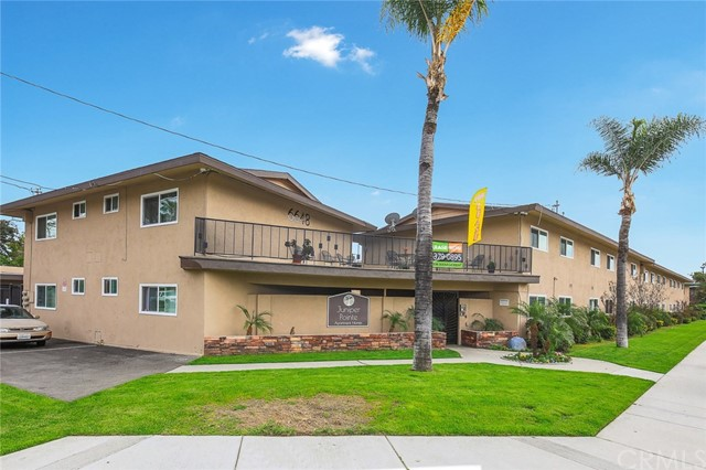 6648 Rosemead Blvd., a 32-unit completely upgraded apartment investment opportunity located in the City of San Gabriel, CA. The property is unique due to its strategic location in the north side of City of San Gabriel, bordered by the City of Arcadia on its east side, and the City of Pasadena on its north side.  The property is assigned to Temple City Unified School District (Longden Elementary, Oak Ave Intermediate, and Temple City High School), which considered as one of the best school districts in West San Gabriel Valley area.  The property is a two-story garden style apartment with a center courtyard and many amenities. It was built in 1966 and is situated on a large 31,643 square feet lot. It has secured entry, sundeck, security cameras installed, center courtyard, intercom system, barbeque area, and bike rack. It is separately metered for electricity and gas. The property offers a desirable unit mix of eighteen (18) 2bed+1bath units and fourteen (14) 1bed+1bath units. It has 35 parking spaces (30 carports + 1 garage + 4 open space parking) with an ability to add 2 more space by re-striping the open space area.  The property has been renovated with many capital improvements which includes new roof, new dual pane windows throughout, new exterior paint, new fiberglass decking and sealing for 2nd floor walkway, new rain gutter system, new landscaping and sprinkler system, new water heaters, new entrance system, and many more.