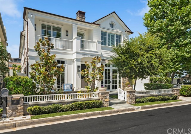 2691 Crestview Drive, Newport Beach, CA 92663