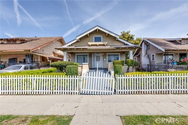 1625 W 55th Street, Los Angeles, CA 90062