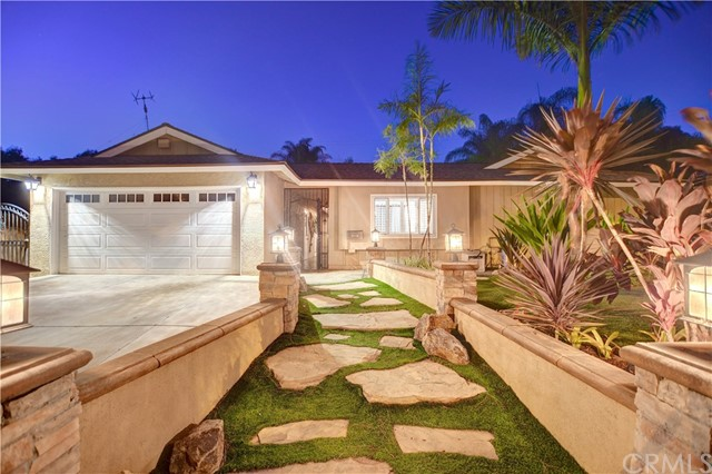 1244  Calbourne Drive, Walnut in Los Angeles County, CA 91789 Home for Sale
