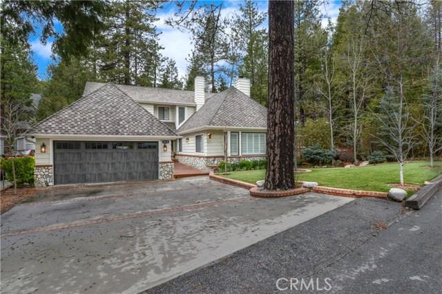 514 Riviera Drive, Lake Arrowhead, CA 92352