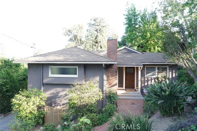 238 Glenullen Drive, Pasadena, CA 91105