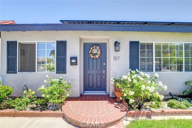 157 Pacific Street, Tustin, CA 92780