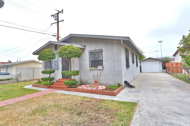 6420 California Avenue, Bell, CA 90201