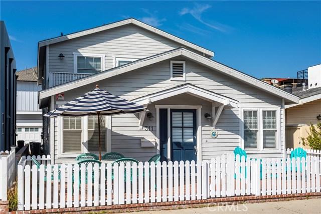 311 Lindo Avenue   Balboa Peninsula (Residential) (BALP)   Newport Beach CA