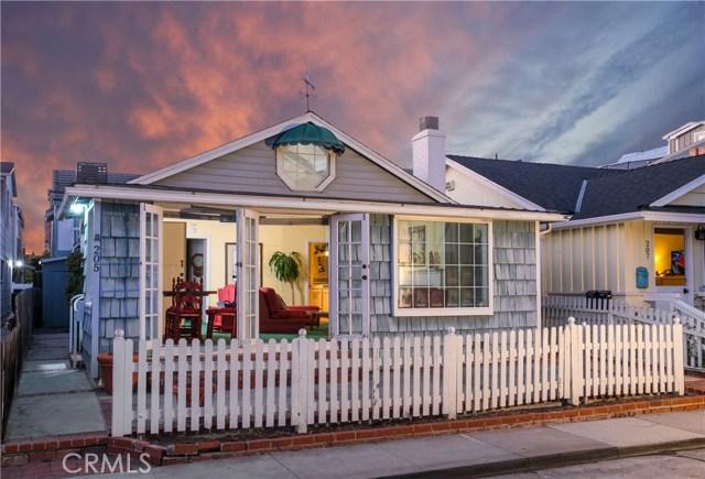 205 Topaz Avenue, Newport Beach, CA 92662