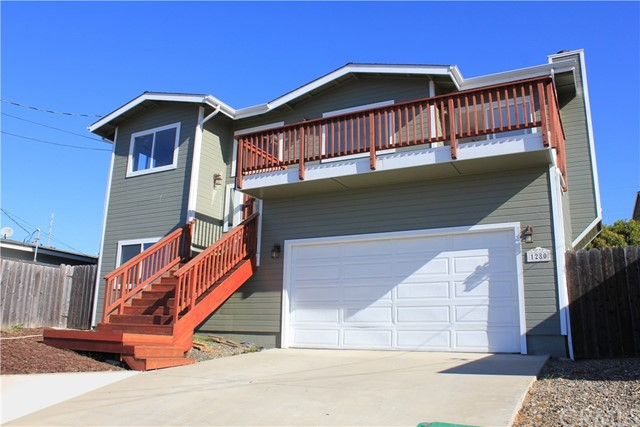 1280  Bolton Drive, Morro Bay, California
